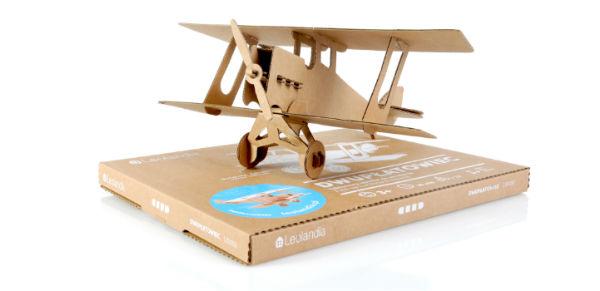 Tekturowe zabawki - kreatywne zabawki dla dziecka